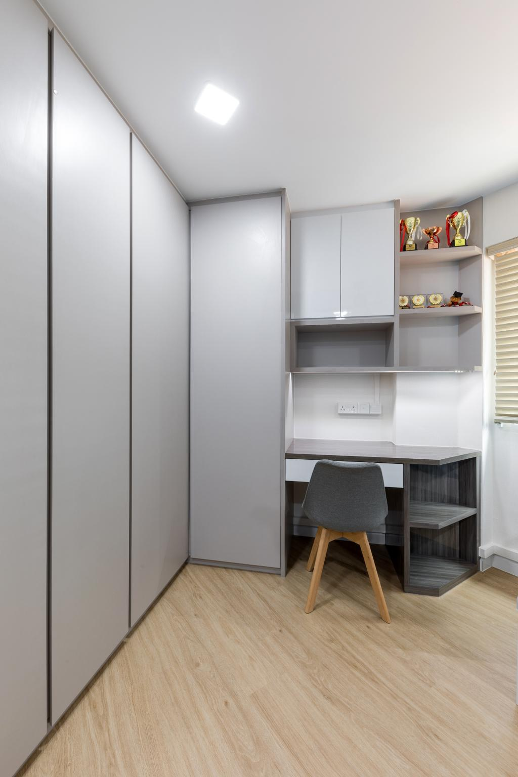 Contemporary, HDB, Bishan Street 24, Interior Designer, Goodman Interior