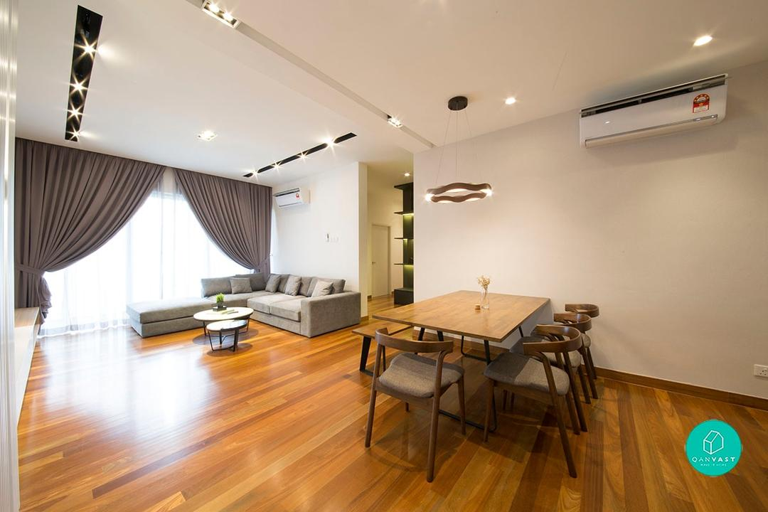 Open Plan Layout Tips Malaysia