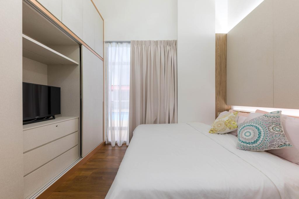 Contemporary, Condo, Bedroom, Tivoli Grande, Interior Designer, Craftwerkz Interior