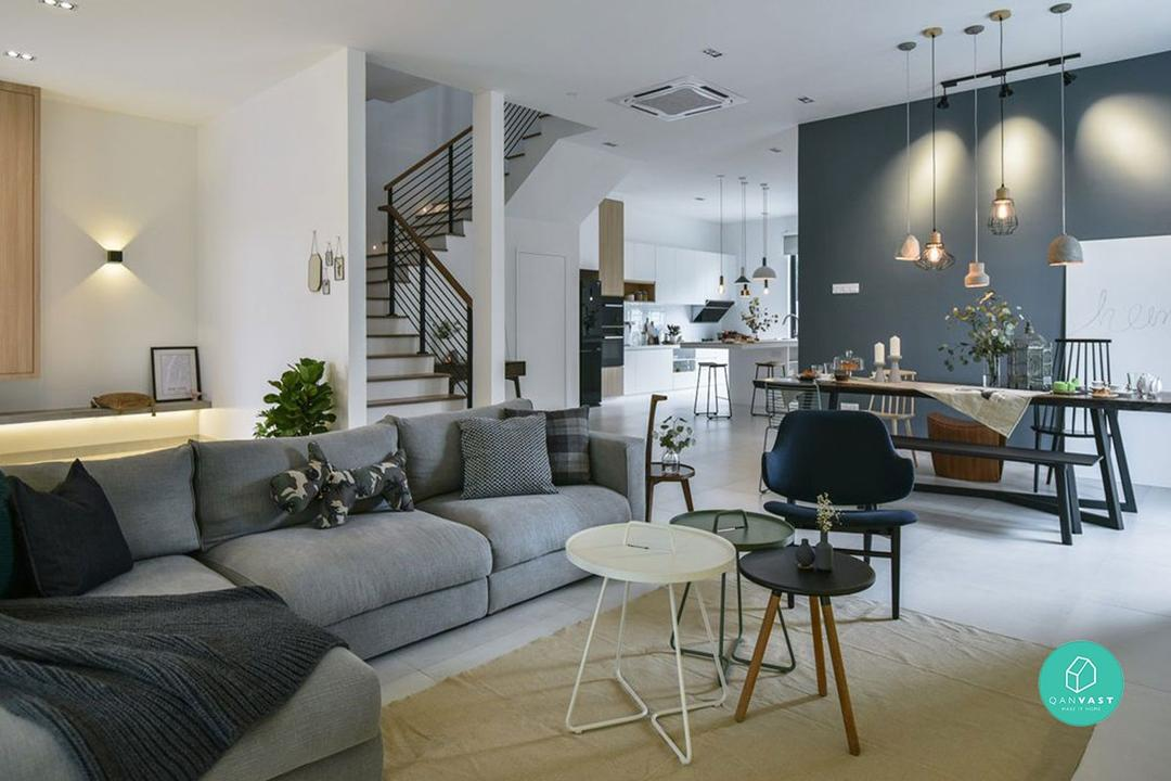 Open-Plan Homes: 4 Ways to Make It Look (Way) Neater 13