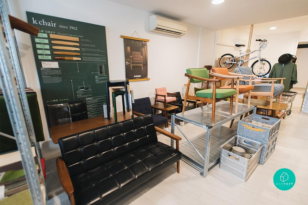 This Small Store Is Big on Timeless, Retro-Themed Furniture 7