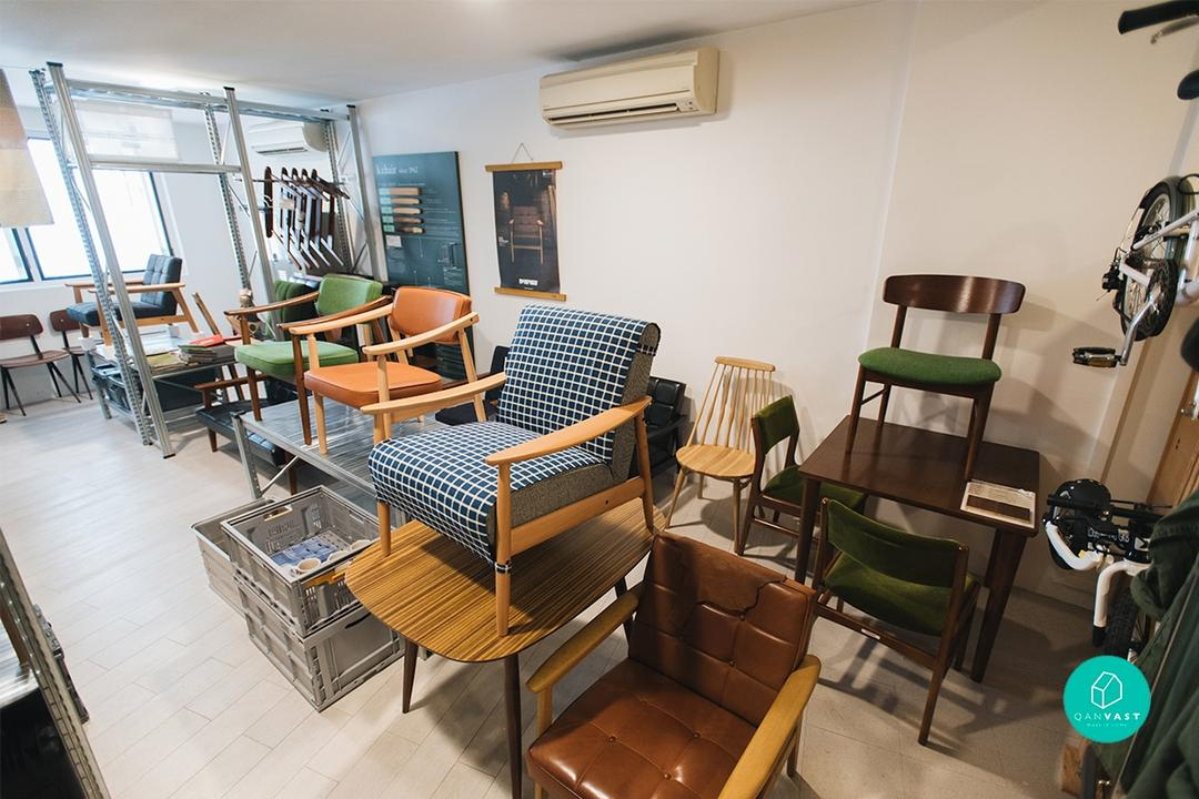 furniture store singapore retro colony
