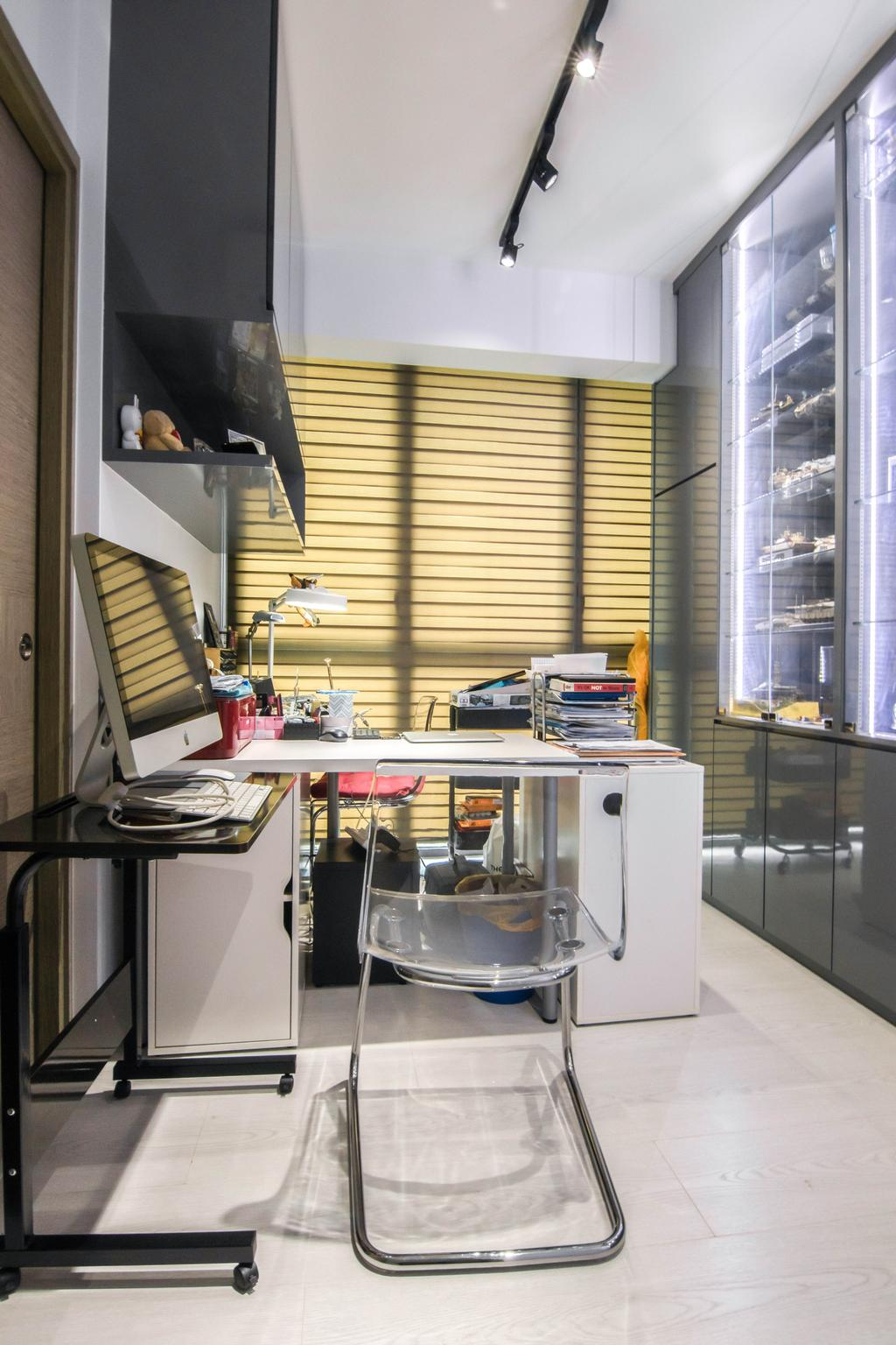 Contemporary, Condo, The Terrace, Interior Designer, 9 Creation