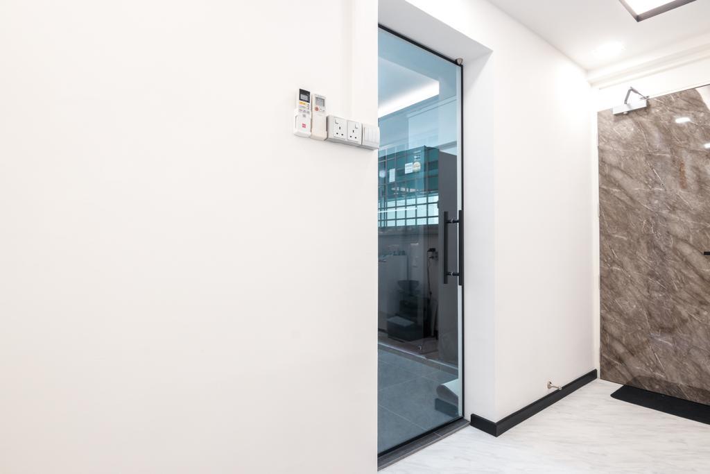 Contemporary, HDB, Living Room, Tampines Street 81, Interior Designer, 9 Creation