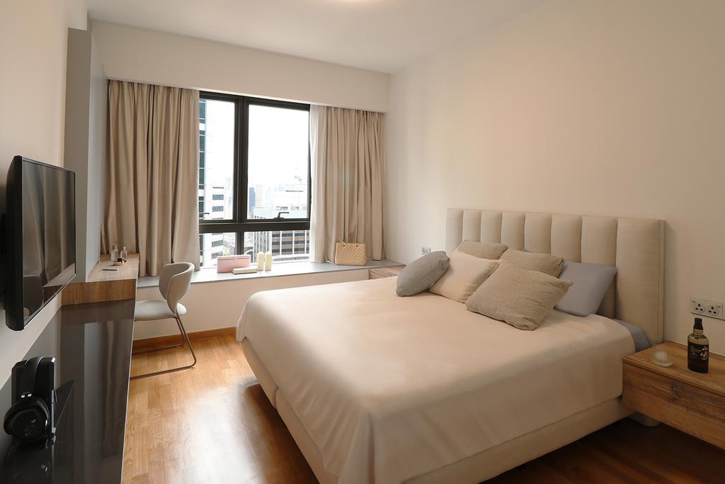 Contemporary, Condo, Bedroom, One Shenton, Interior Designer, Triz Arte