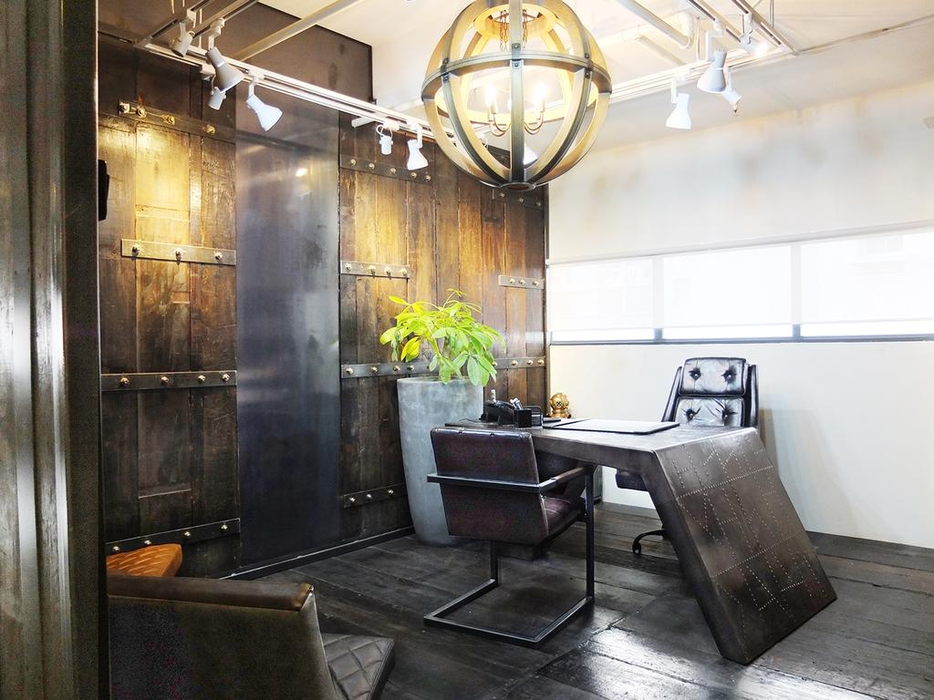 Pasir Panjang, Commercial, Interior Designer, Triz Arte, Contemporary, Industrial