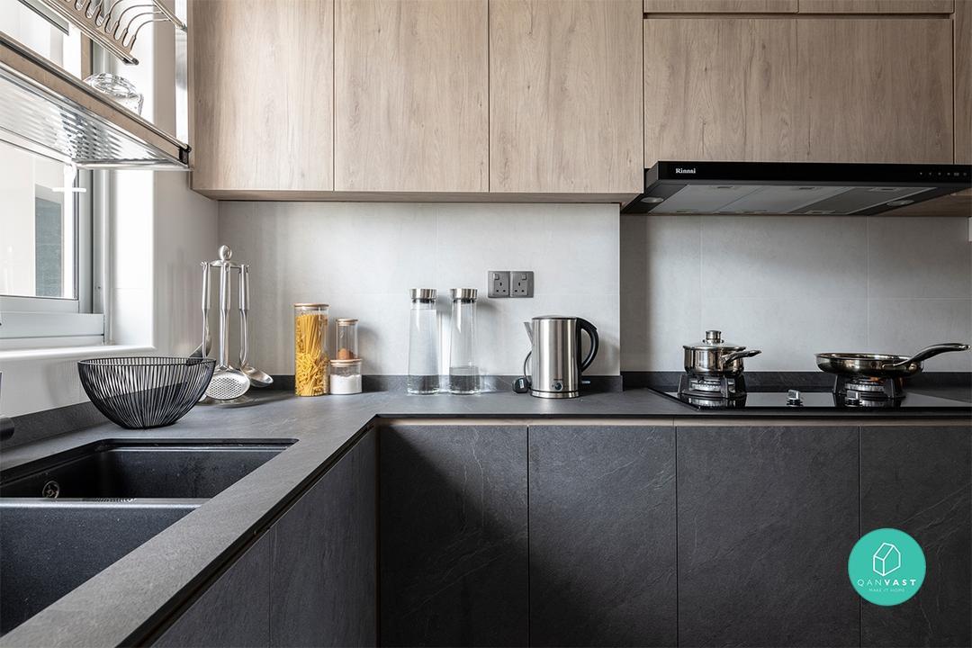 Spacious 5-Room Bukit Batok BTO Flat By Interior Design Firm erstudio