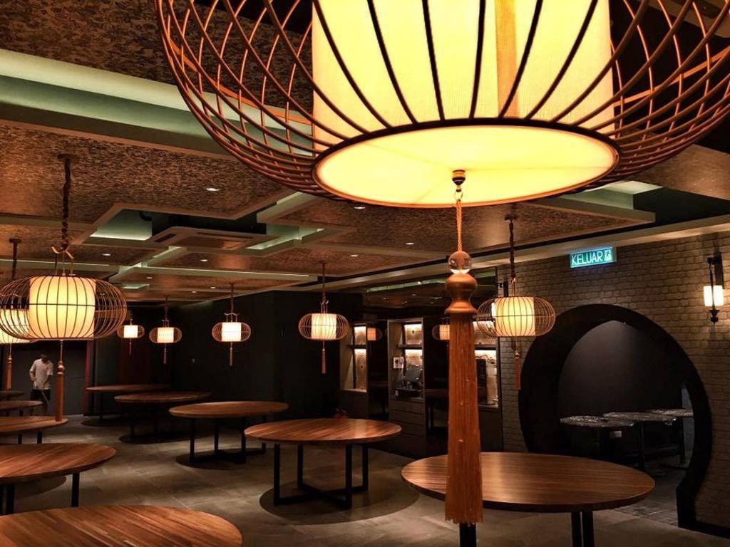 Gong Chew Restaurant @Bandar Puteri Puchong, Commercial, Interior Designer, M innovative Builders