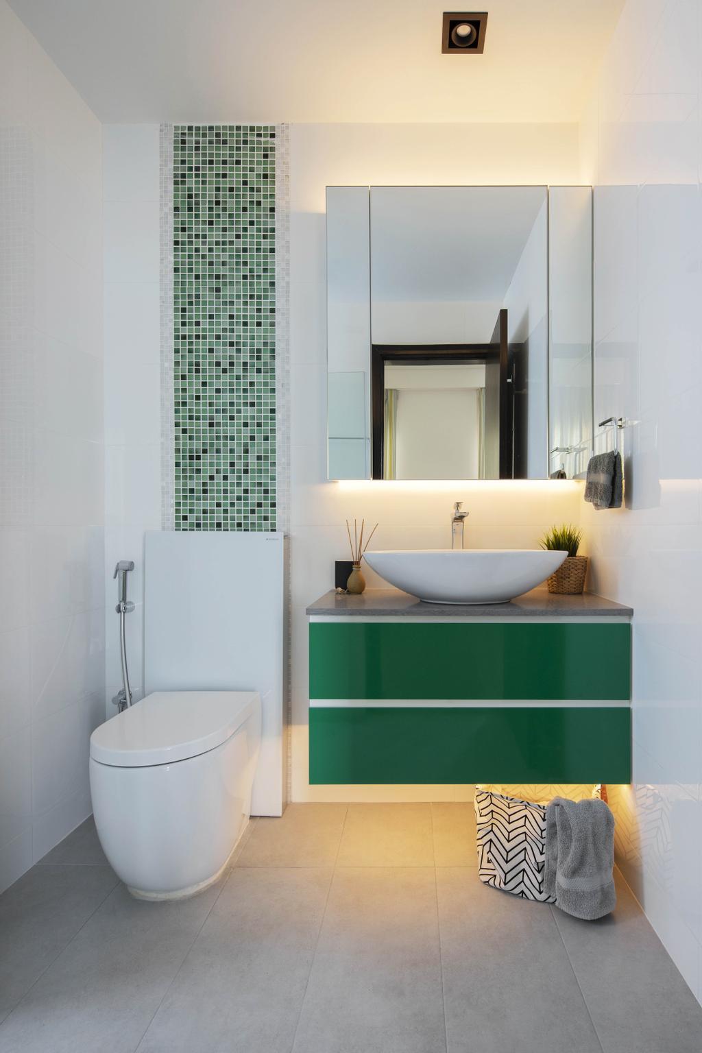 Contemporary, Condo, Bathroom, Water Place, Interior Designer, Home Philosophy