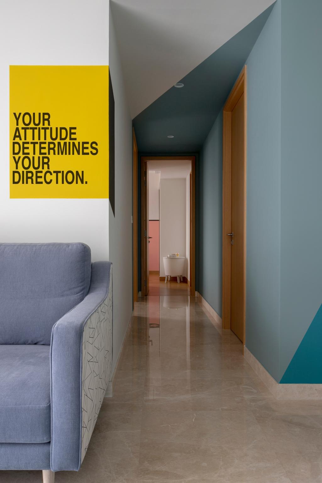 Contemporary, Condo, Commonwealth Towers, Interior Designer, Versaform