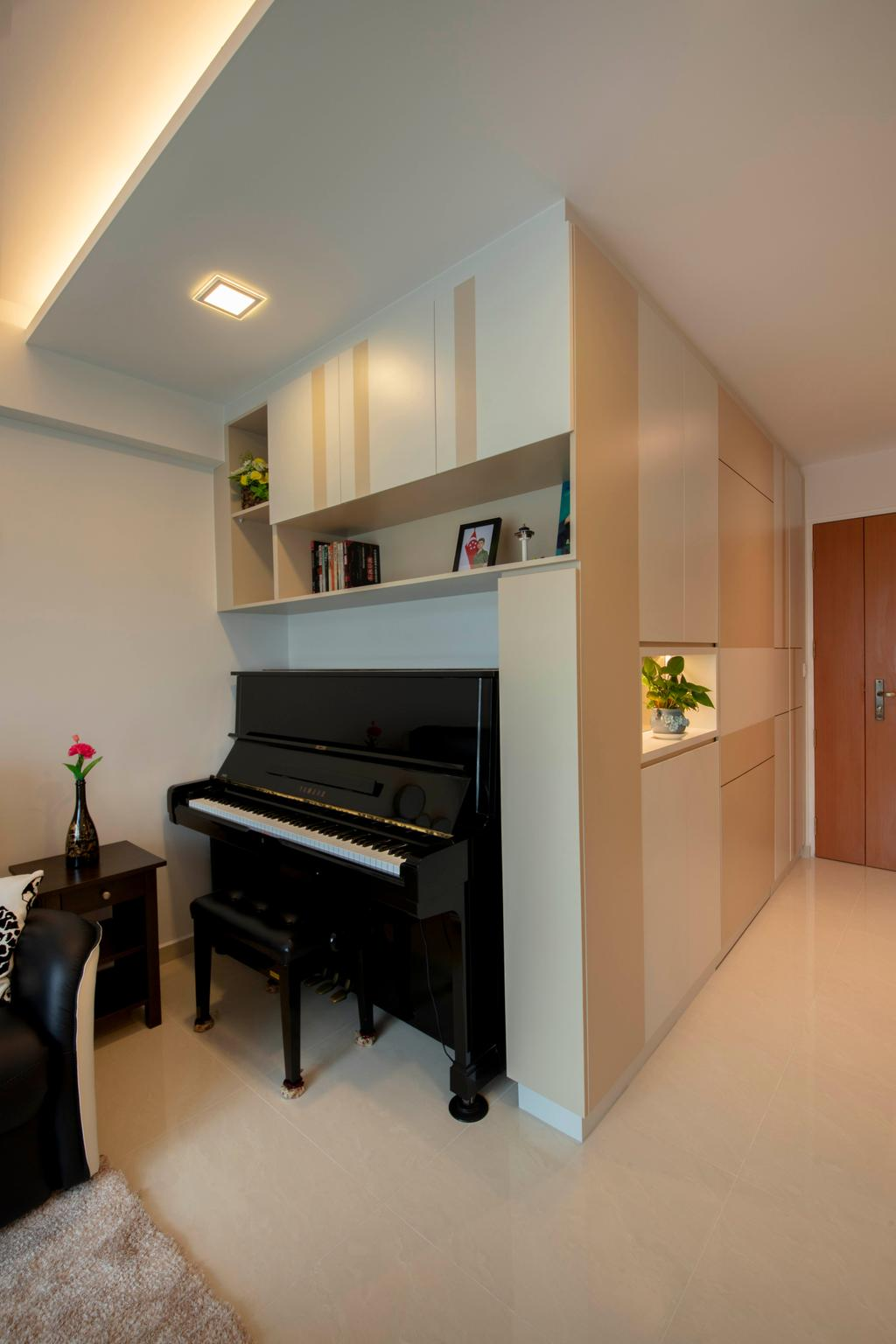 Contemporary, HDB, Living Room, Bukit Batok West Avenue 5, Interior Designer, EA Interior Design