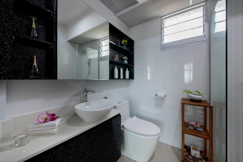Contemporary, HDB, Bathroom, Bukit Batok West Avenue 5, Interior Designer, EA Interior Design