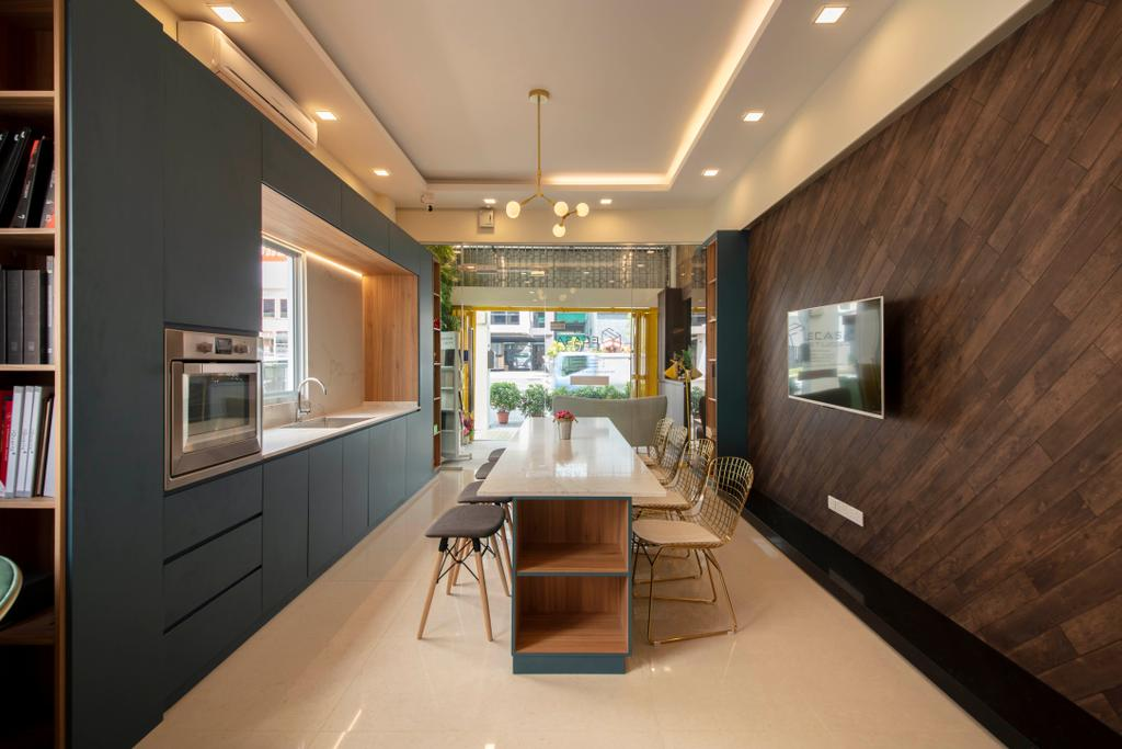 Macpherson Road, Commercial, Interior Designer, ECasa Studio, Contemporary