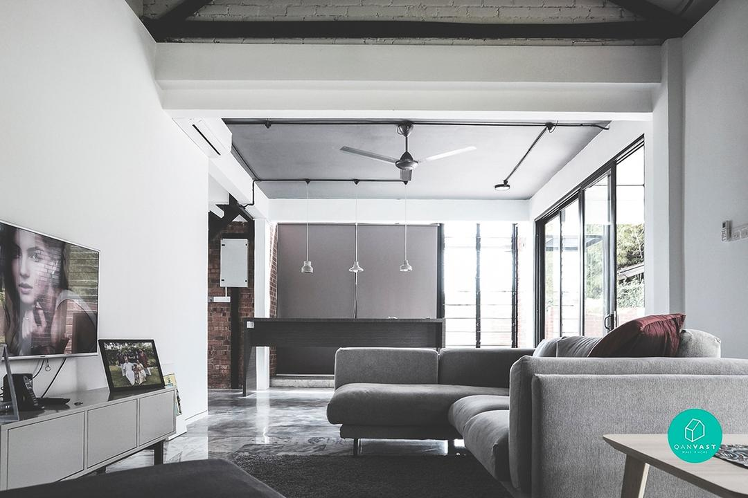 Unconventional Homes in Malaysia