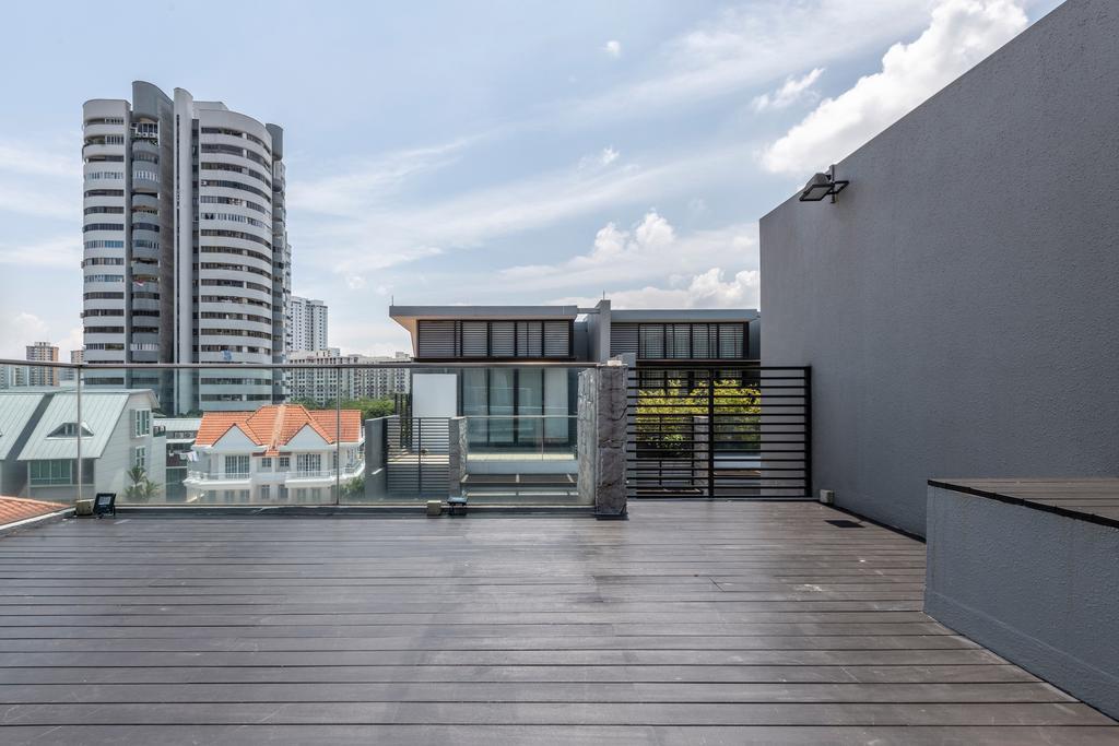 Contemporary, Condo, Balcony, Bukit Teresa Close, Interior Designer, Silvotino Design