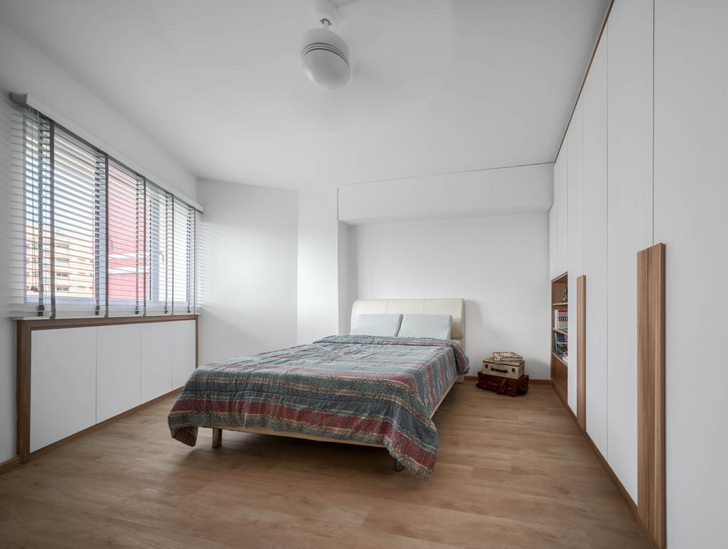 Contemporary, HDB, Bedroom, Elias Road, Interior Designer, Zenith Arc