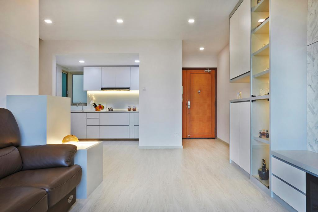 Modern, Condo, Living Room, The Gardens at Bishan, Interior Designer, DS 2000 Interior & Design