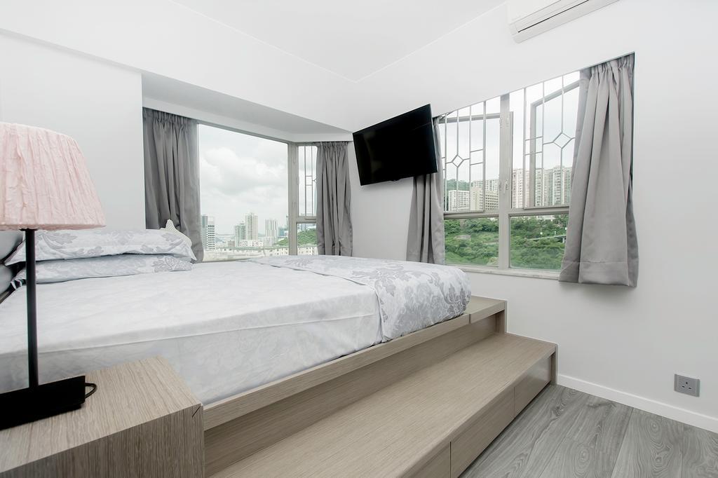 私家樓, 睡房, 港運城, 室內設計師, 爾雋設計