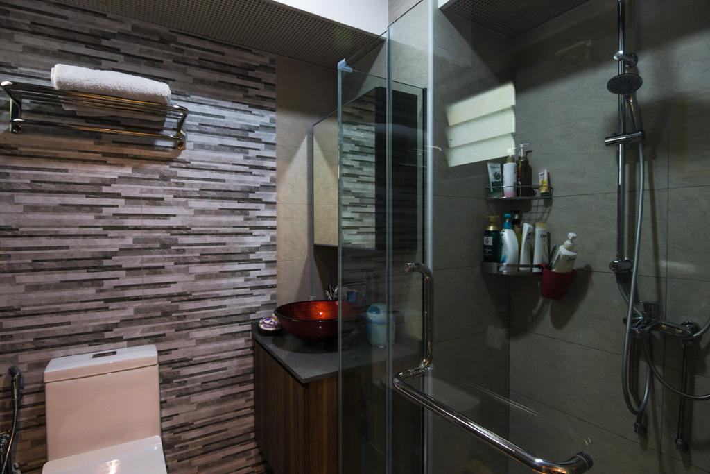 Contemporary, HDB, Bathroom, Admiralty Link, Interior Designer, 9 Creation
