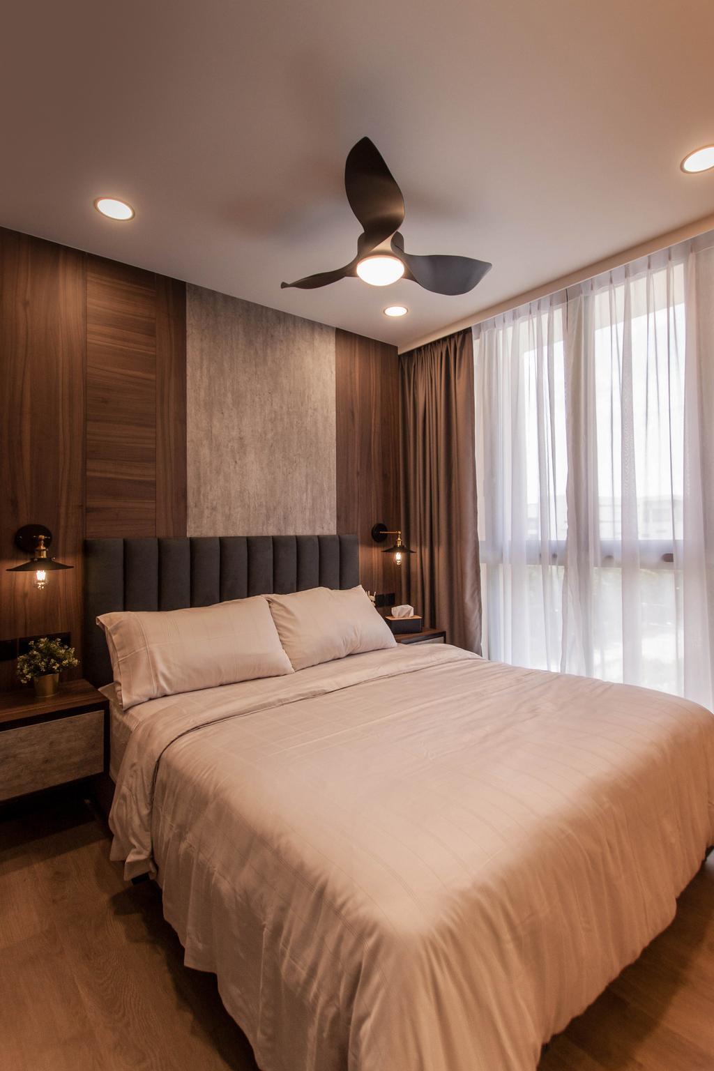 Contemporary, Condo, Bedroom, Sol Acres, Interior Designer, Space Atelier
