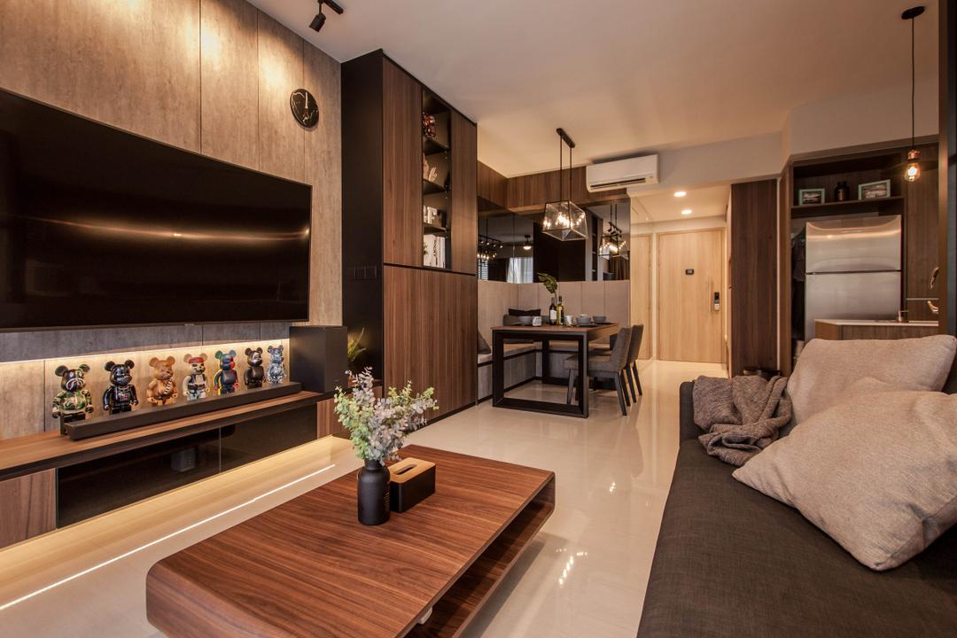 Sol Acres Living Room Interior Design 16
