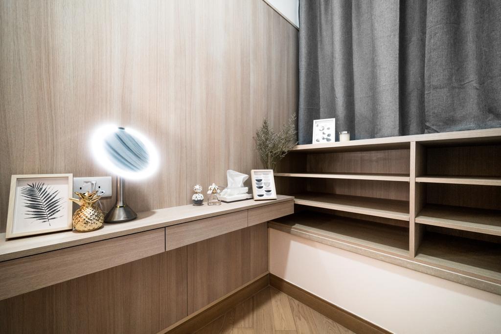私家樓, 睡房, 峻弦, 室內設計師, monoo interior Limited