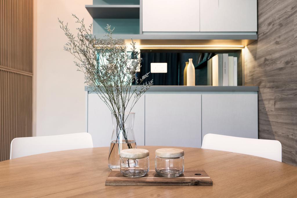 私家樓, 飯廳, 峻弦, 室內設計師, monoo interior Limited