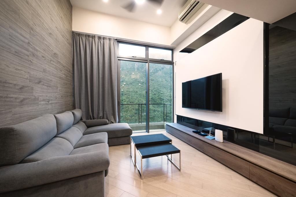 Aria Kowloon Peak by monoo interior Limited