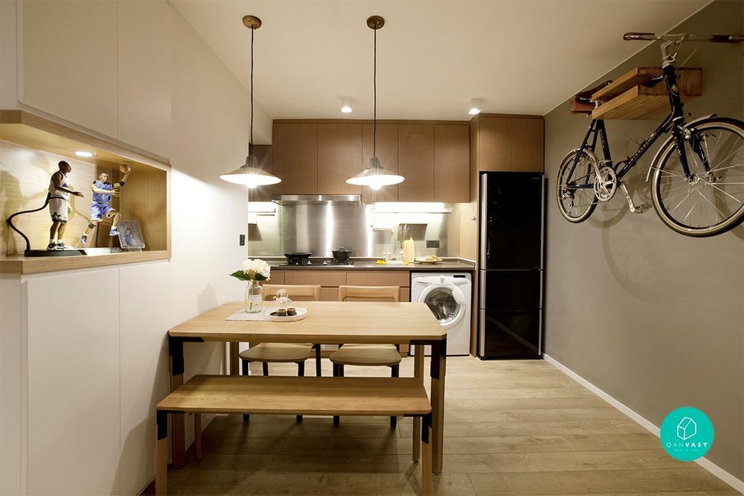 自然光與燈光的完美配合:五個溫馨家居參考作品