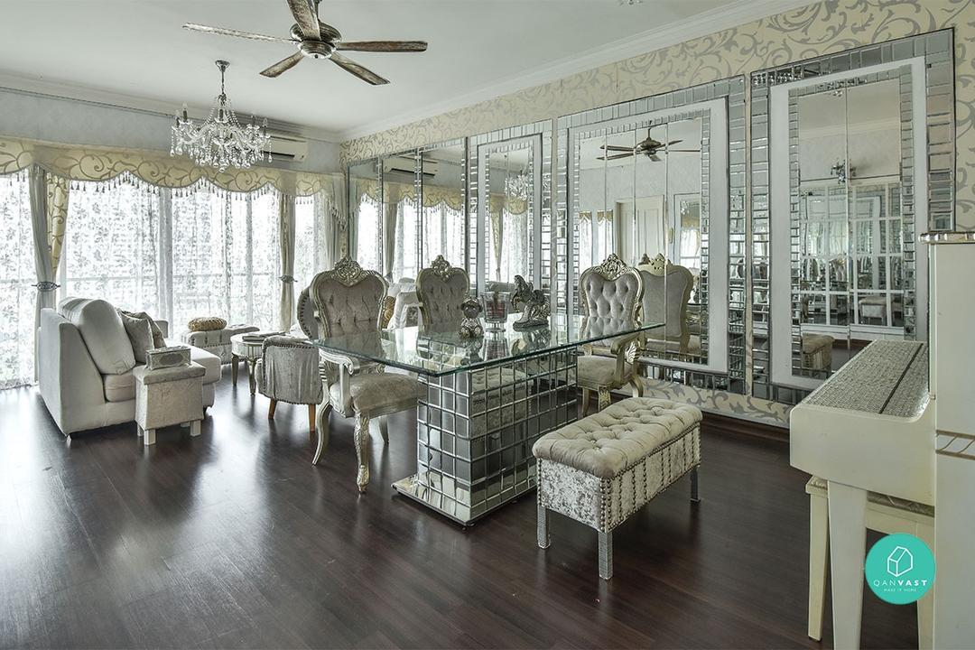 Carmen Sheon Home Feature Petaling Jaya Condo