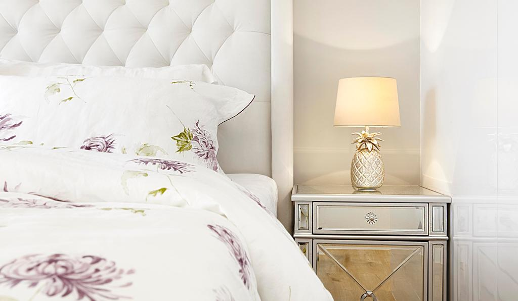 Scandinavian, HDB, Bedroom, Compassvale Crescent, Interior Designer, DSOD Interior