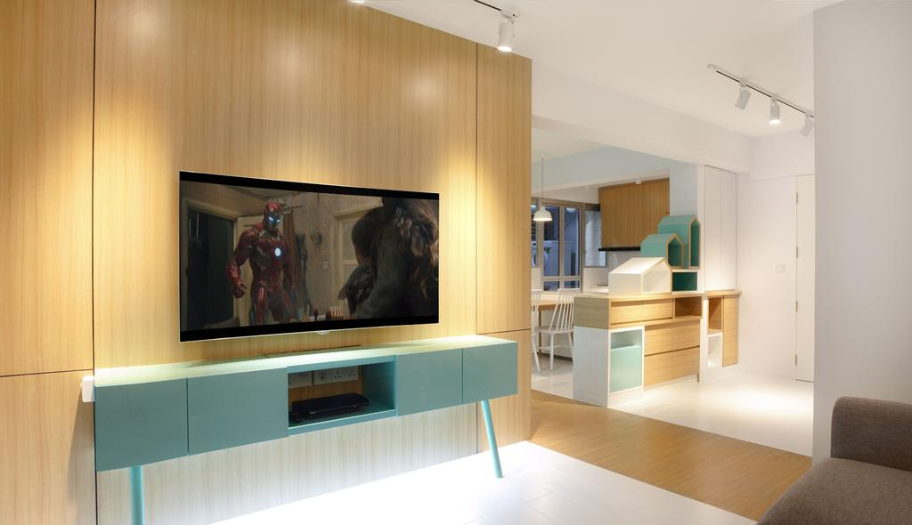Tampines Avenue 8 by DSOD Interior