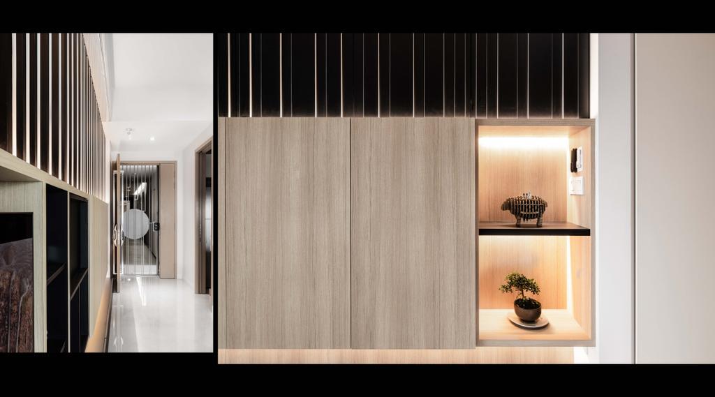 Contemporary, Condo, Living Room, Alex Residences, Interior Designer, DSOD Interior