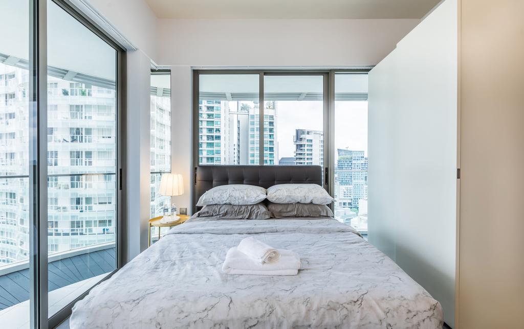 Contemporary, Condo, Bedroom, Espada, Interior Designer, DSOD Interior