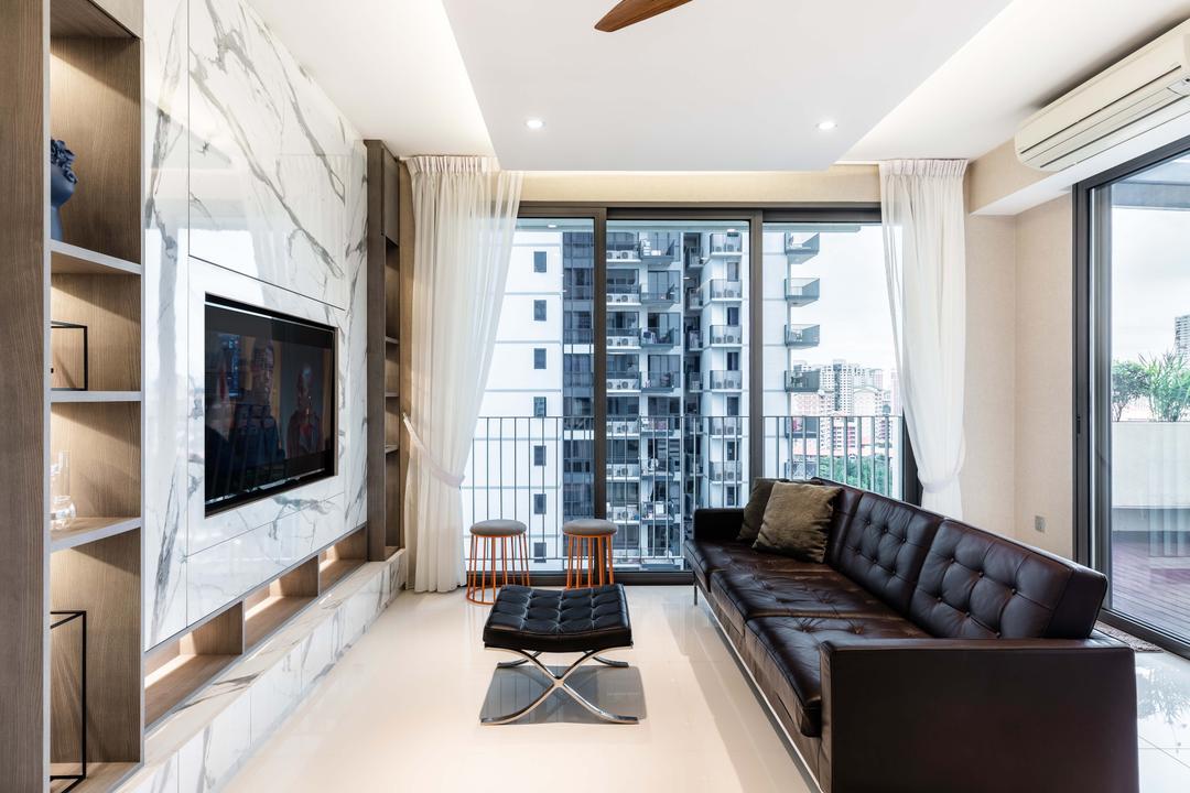 Sky Habitat Living Room Interior Design 4