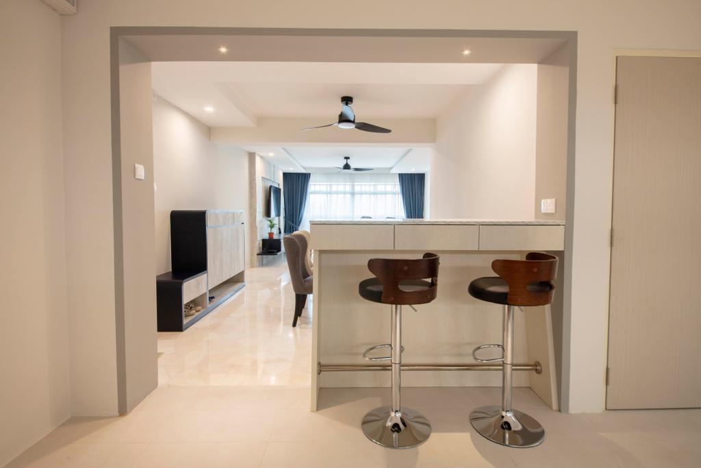 Contemporary, HDB, Pasir Ris Street 71, Interior Designer, Form Design