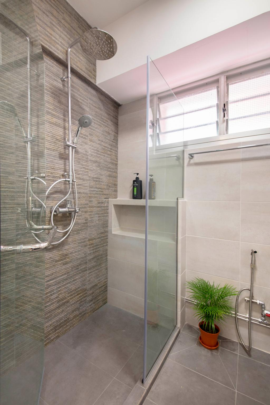 Contemporary, HDB, Bathroom, Pasir Ris Street 71, Interior Designer, Form Design