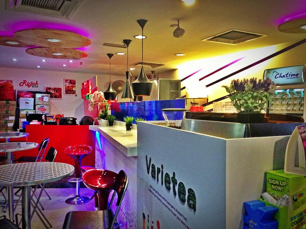 Chatime, KL Sentral, Commercial, Interior Designer, Haven Interior & Construction Sdn Bhd