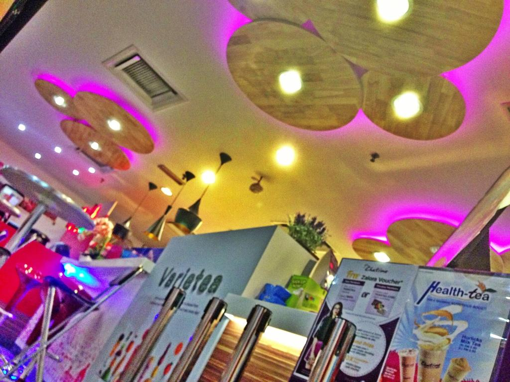 Chatime, KL Sentral, Commercial, Interior Designer, Haven Interior & Construction Sdn Bhd