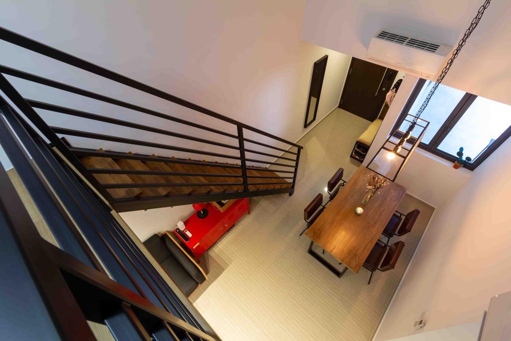 Contemporary, Condo, The Brownstone, Interior Designer, Fineline Design