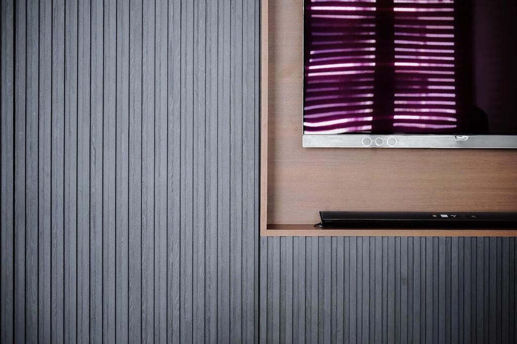 Contemporary, Condo, Living Room, Trilive, Interior Designer, Authors • Interior & Styling