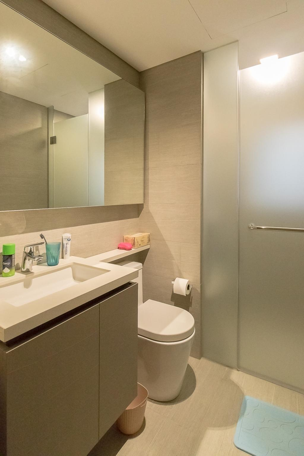 Contemporary, Condo, Bathroom, The Criterion, Interior Designer, Style Living Interior