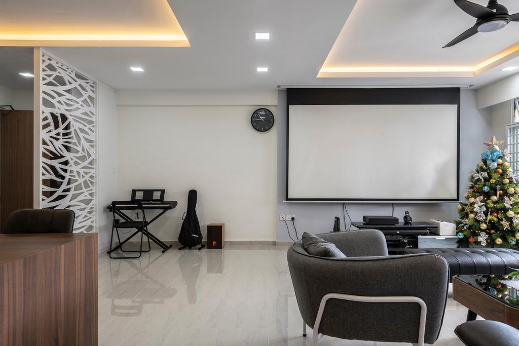 Contemporary, HDB, Bukit Batok West Avenue 6, Interior Designer, The Interior Place