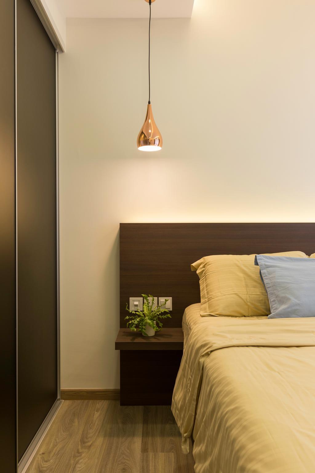Contemporary, Condo, Bedroom, Sol Acres, Interior Designer, AgcDesign