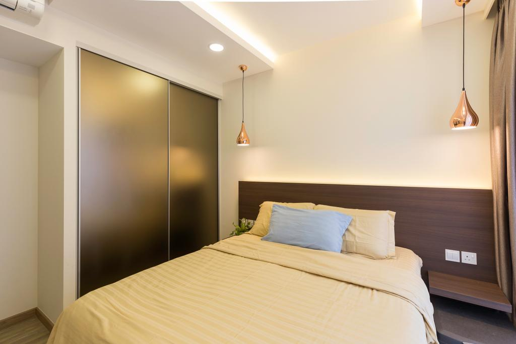 Contemporary, Condo, Bedroom, Sol Acres, Interior Designer, AgcDesign