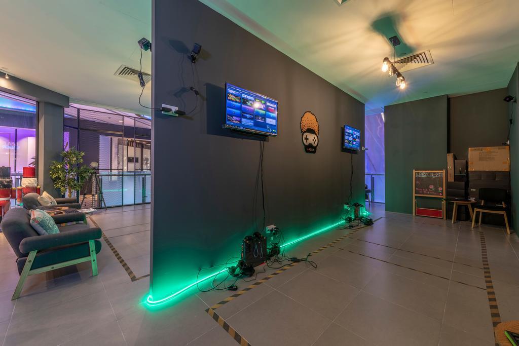 Lockdown @ Orchard Gateway, Commercial, Interior Designer, Tan Studio, Industrial