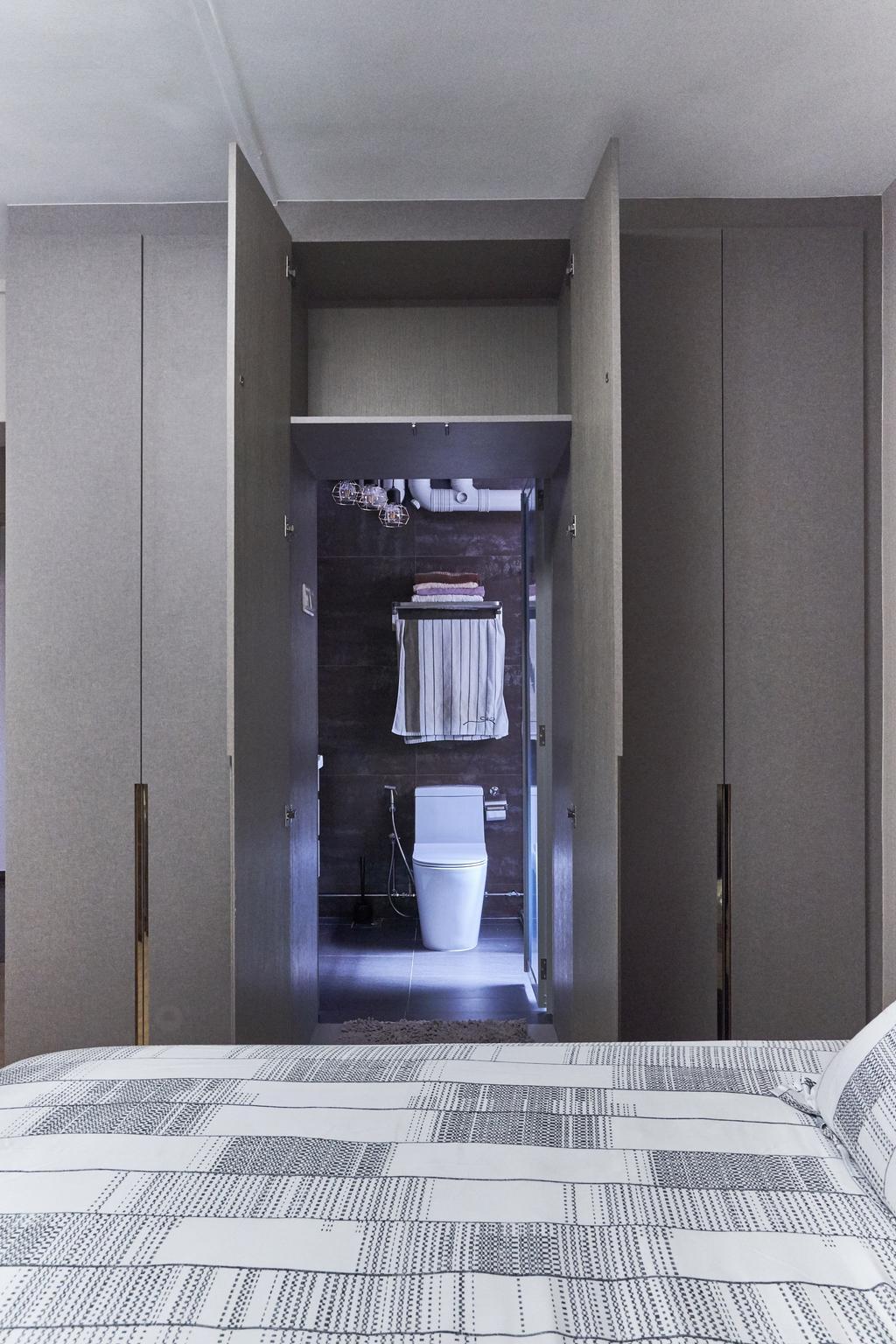 Bishan Street 24 by Hue Concept Interior Design