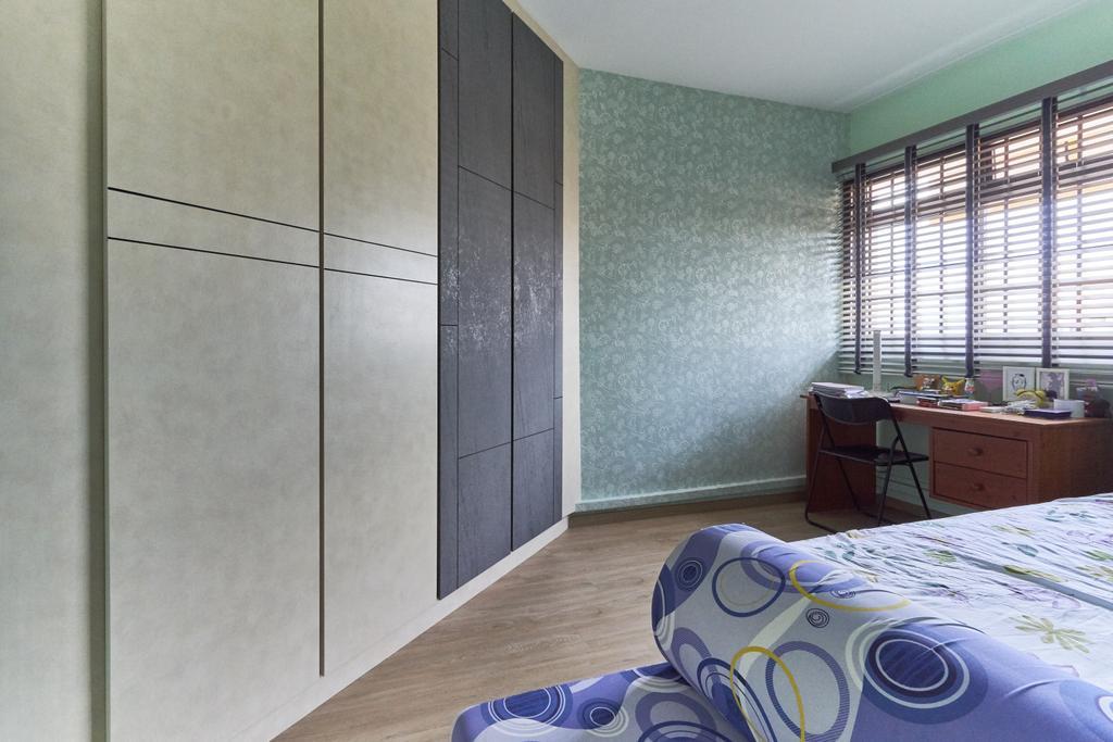 Contemporary, HDB, Bedroom, Bishan Street 24, Interior Designer, Hue Concept Interior Design