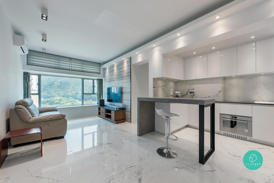 打造開放式廚房,五個多功能中島設計示範 5
