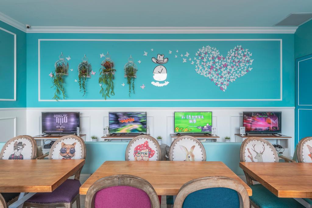 Coffeemin @ Orchard Gateway, Commercial, Interior Designer, Tan Studio, Modern, Contemporary